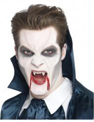 Dentes vampiro Halloween