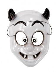 Máscara deminio criança Halloween