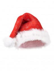 Gorro de Natal cintilante