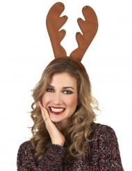 Bandolete de rena de Natal
