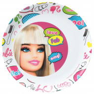 Prato fundo Barbie™