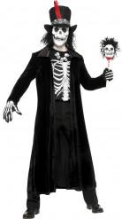 Disfarce vudu adulto Halloween