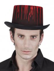 Chapéu ensanguentado adulto