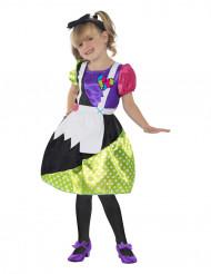 Disfarce Boneca de pano menina Halloween