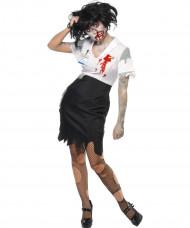 Disfarce Living Dead Dolls™ mulher Halloween :