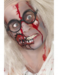 Kit maquilhagem zombie adulto Halloween