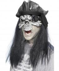 Máscaras fantasma pirata adulto halloween
