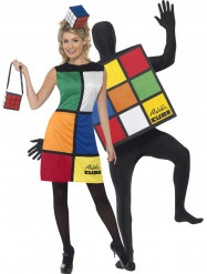 Disfarce de casal Rubik