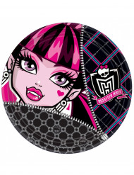 Lote de 8 pratos Monster High™ Halloween