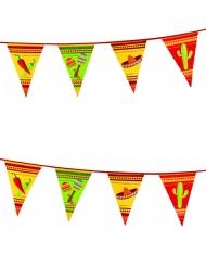 Grinalda bandeirolas mexicanas 6 m