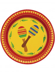 Pratos mexicanos