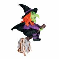 Pinhata bruxa Halloween
