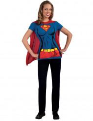 Kit Disfarce Supergirl™ mulher
