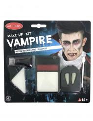 Kit maquilhagem vampiro halloween