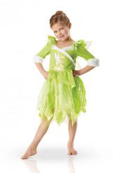 Disfarce de Luxo de Sininho Winter in Wonderland™ para menina