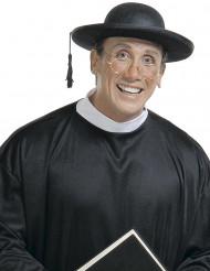 Chapéu de religioso para adulto