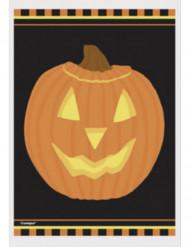 50 Sacos para rebuçados abóbora Halloween