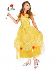 Disfarce de princessa para menina
