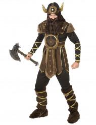 Disfarce de Viking Adulto para Homem