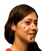 Verrugas falsas adulto Halloween