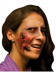Ferida falsa rosto adulto Halloween