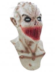Máscara boca cosida adulto Halloween