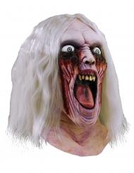 Máscara zombie sangrento adulto Halloween