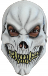 Máscara esqueleto adulto Halloween