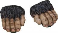 Sobre-sapatos gorila