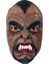Máscara vampiro assustadora adulto Halloween