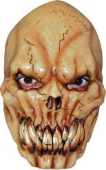Máscara esqueleto assustadora adulto Halloween