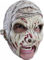 Máscara múmia assustadora adulto Halloween
