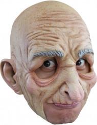 Máscara de velho homem adulto halloween