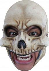Máscara crânio adulto Halloween