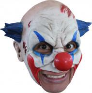 Máscara de palhaço maléfico