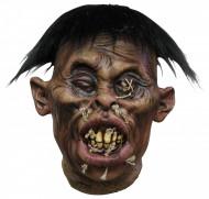 Decoração cabeça vodu recosido adulto Halloween