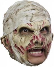 Máscara múmia adulto Halloween