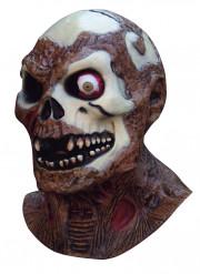 Máscara integral cadáver em decomposição