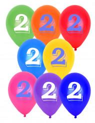 10 balões n° 2