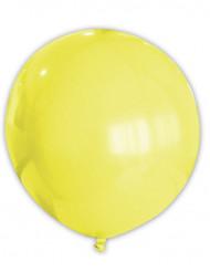 Balão amarelo 80cm