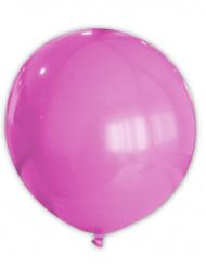 Balão gigante fuchsia 80cm