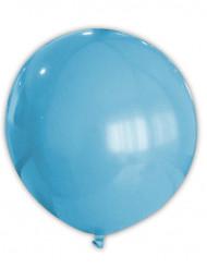 Balão turquesa 80 cms