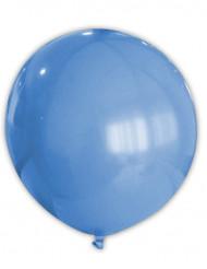Balão azul 80cm