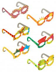 6 Óculos de festa