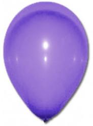 100 Balões violeta