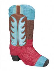 Pinhata bota de cowboy