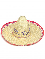 Chapéu Sombrero adulto