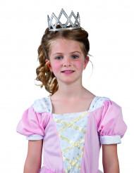 Tiara de princesa menina