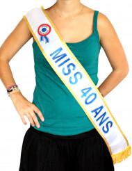 Estola Miss 40 anos