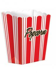 8 pacotes para Pipocas Hollywood